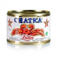 Cangrejo real ruso al natural Chatka