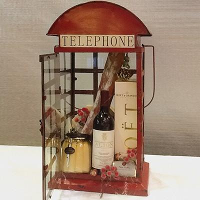 Cesta de Navidad Telephone