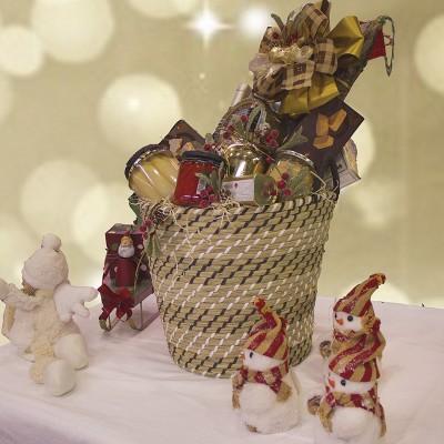 Cesta de Navidad Olivo
