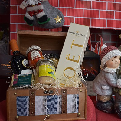 Cesta de Navidad Chorima 2020