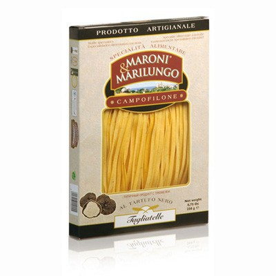 Tagliatela a la trufa negra Maroni & Marilungo
