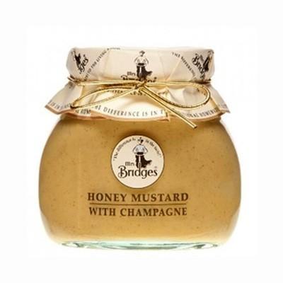 Mostaza con miel y champagne Mrs. Bridges