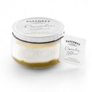 Capricho de yogur pistacho y chocolate blanco Pastoret