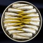 Sardinillas en aceite de oliva Real Conservera Española